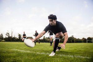 Tipos de pases de rugby