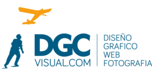 Logo DGC Visual