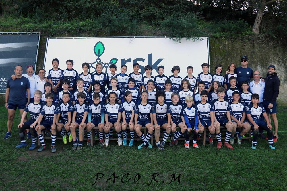SUB 12 - Marbella Rugby Club Temporada 2019-2020